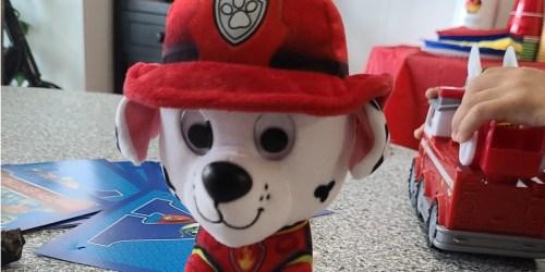 Paw Patrol Plush Pup Pals Just $5.99 on Amazon or Macys.com