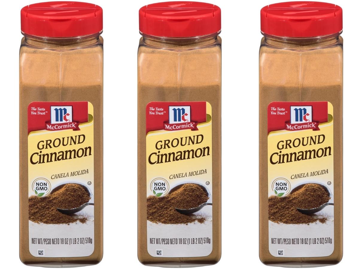 McCormick Ground Cinnamon 18oz Bottle