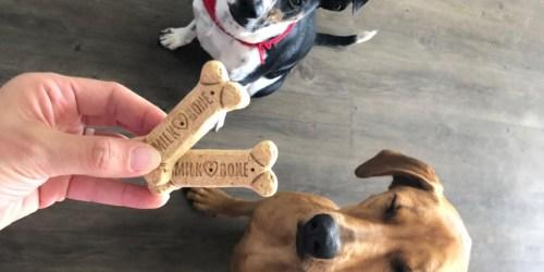 Milk-Bone Large Biscuit Dog Treats 10-Pound Box Only $6.75 Shipped on Amazon