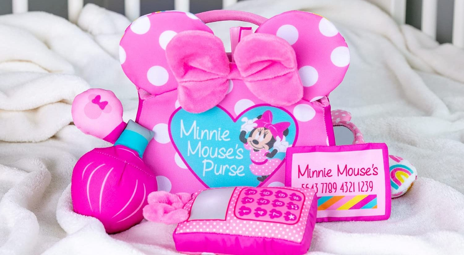 Minnie Mouse Play Purse
