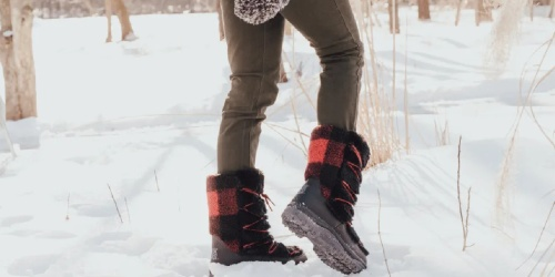 Muk Luks Women's Snow Boots Only $24.99 Shipped