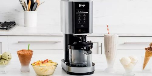 Ninja Ice Cream, Gelato & Sorbet Maker from $113.99 Shipped + Get $20 Kohl's Cash (Reg. $230)