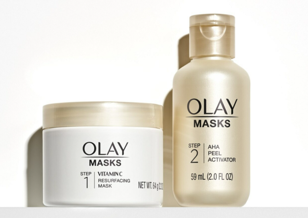 two olay products