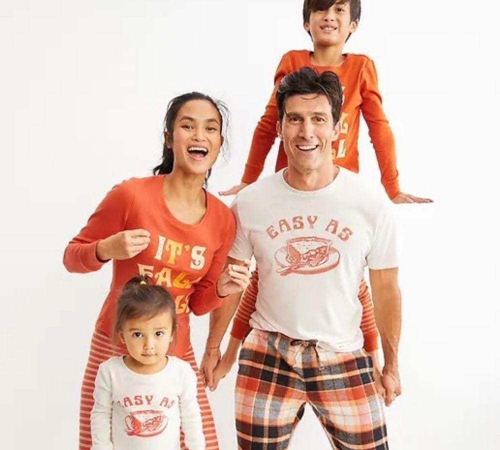 Old Navy Family Pajamas