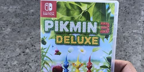Pikmin 3 Deluxe Only $29.99 Shipped on Amazon (Regularly $45)