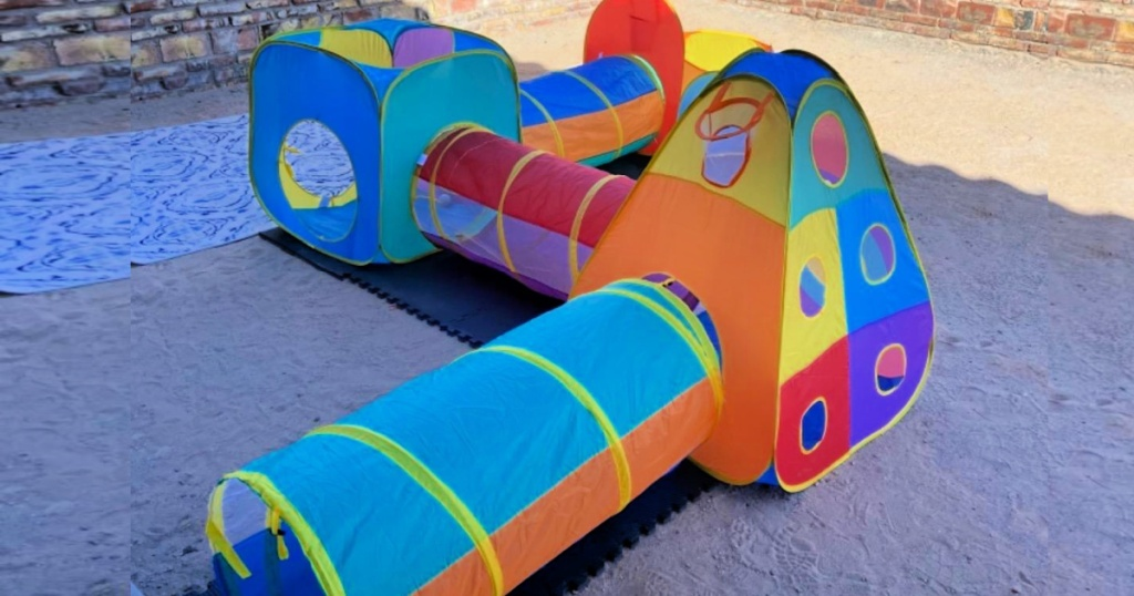 Play Tent Activity Center