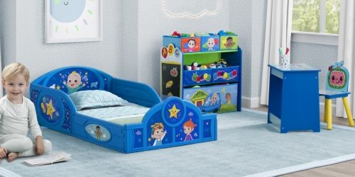 Delta Children 4-Piece Kids Bedroom Sets Only $99 Shipped on Walmart.com (Regularly $130) | CoComelon, Disney, & More