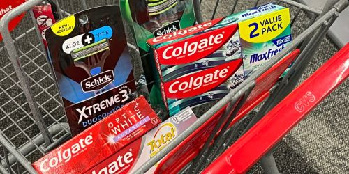 Best CVS Weekly Deals – Free Toothpaste, $1.49 Razors, Cheap Candy & More