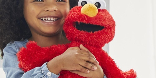 Sesame Street Tickliest Tickle Me Elmo Only $27.99 Shipped on Amazon (Regularly $42)