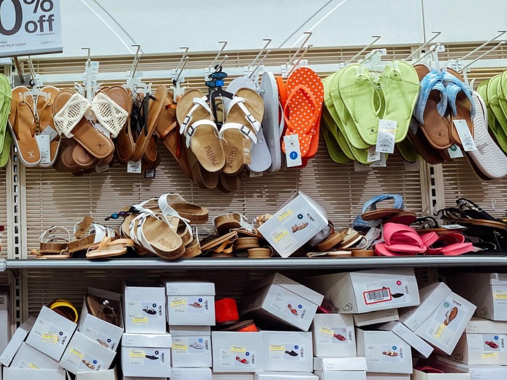Shade & Shore Women's Sandals