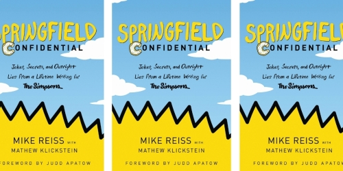 Springfield Confidential Simpsons eBook Only $1.99 on Amazon