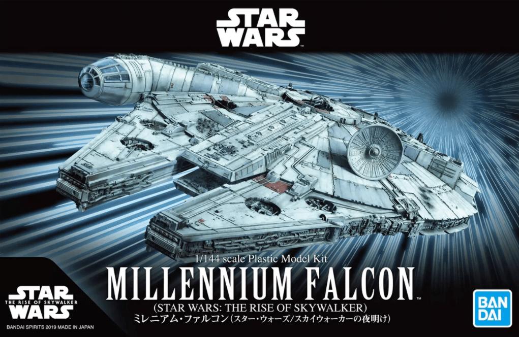 Star Wars Millenium Falcon Kit