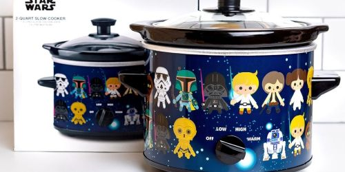 2-Quart Character Slow Cookers Only $29.99 on JCPenney.com (Regularly $50) | Star Wars, Marvel & More