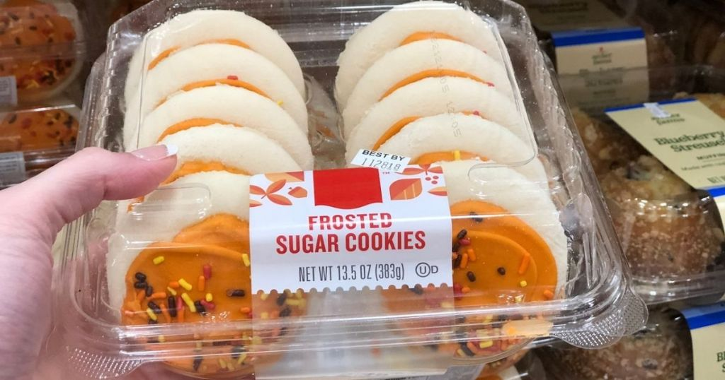 Autumn Baked Goods Lone $2.44 W/ Escaped Shop Pickup At Mark | Cookies & Much