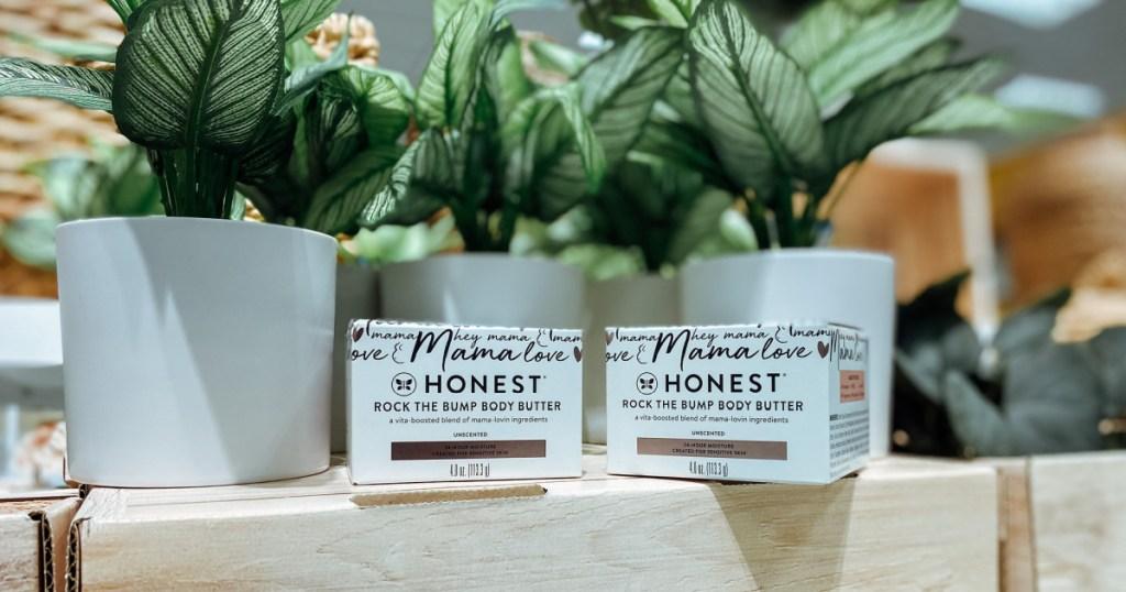The Honest Company Mama Care Body Butter 4 oz