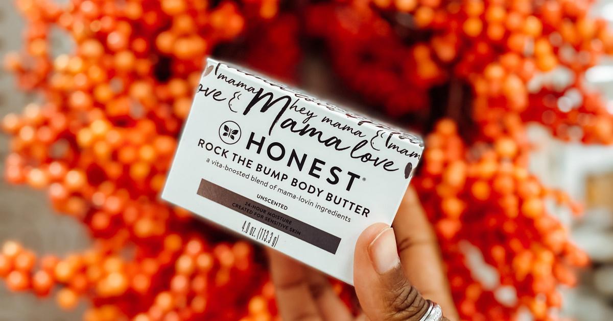 The Honest Company Mama Care Body Butter 4 oz-3