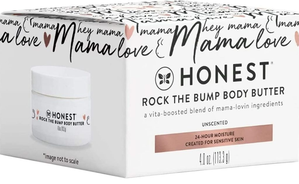the honest company mama care body butter