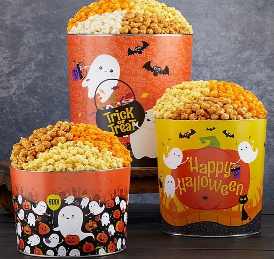The Popcorn Factory Halloween Snacks