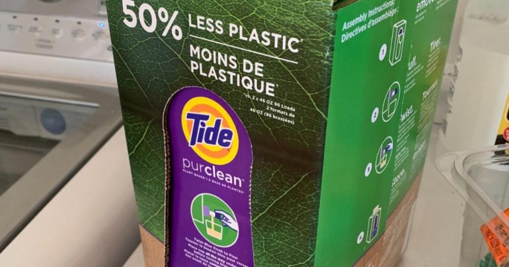 Tide PurClean Detergent