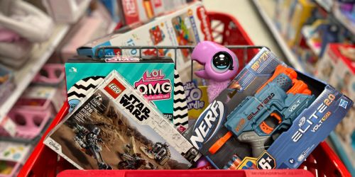 *HOT* 25% Off One Toy or Kids Book Purchase at Target | Save on Baby Yoda, CoComelon & More