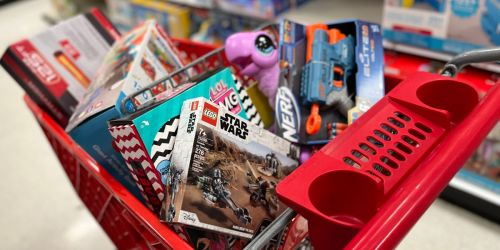 Best Target Weekly Deals – RARE $25 off w/ $100 Toy Purchase, Deal Days & More
