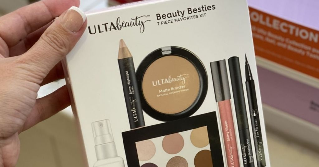 Ulta Appearance Besties Kit W/ 7-full Size Products Lone $10 (regularly $25) | Large Adolescent Acquisition Thought