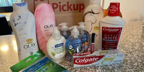 Order from Home! $43 of Personal Care Items only $4 After Rewards on Walgreens.com
