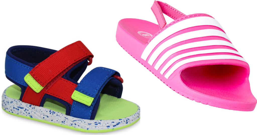 Walmart Kids Sandals