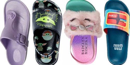 Boys and Girls Shoes from $3.44 on Walmart.com (Regularly $7)   Save on Sandals, Canvas Shoes & More