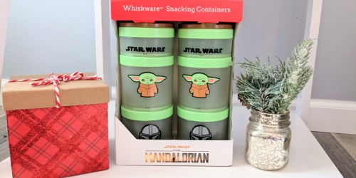 Star Wars Stackable Storage Containers Just $14.98 on SamsClub.com