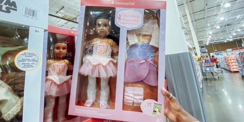 Hurry to Costco for American Girl Dolls, Wellie Wishers, Accessory Bundles & More!