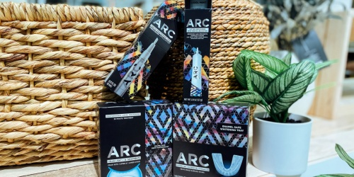 $61 Worth of Arc Whitening Oral Care Items Just $25.49 After Target Gift Card