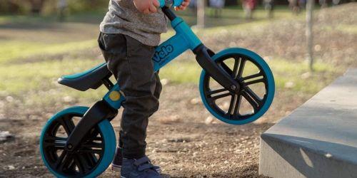 Sam's Club Fall Online Savings Event | Toddler Balance Bike Only $39.98 (Regularly $60)