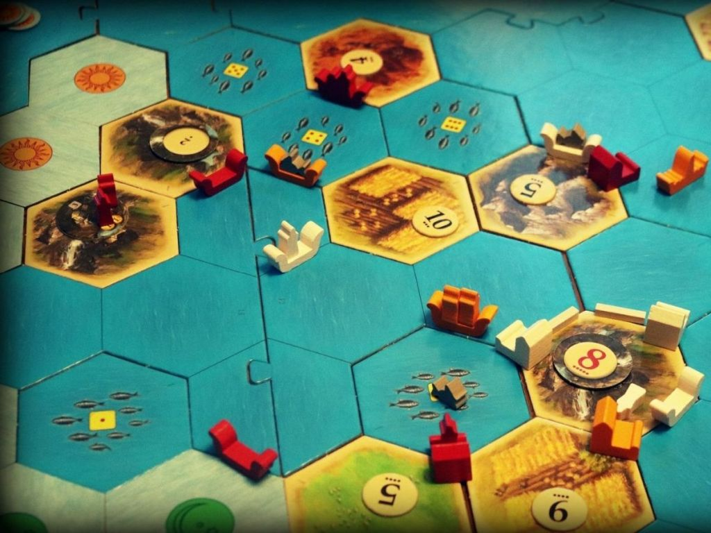 catan expansion board game