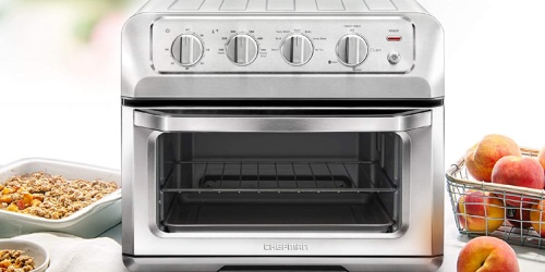 Chefman Convection Toaster Oven & Air Fryer Just $89.99 Shipped on Amazon | Great for Large Families