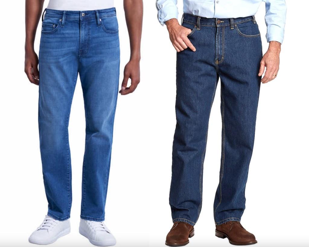 2 costco jeans