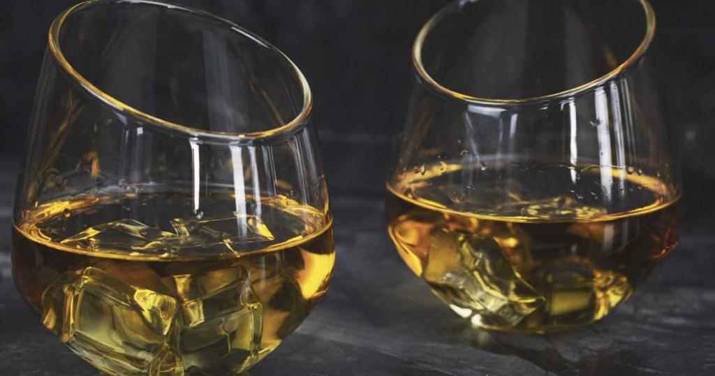 dargon glassware set of 2