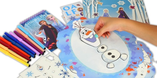 Disney Frozen 100-Piece Activity Tote Only $9 Shipped on Amazon (Regularly $20)