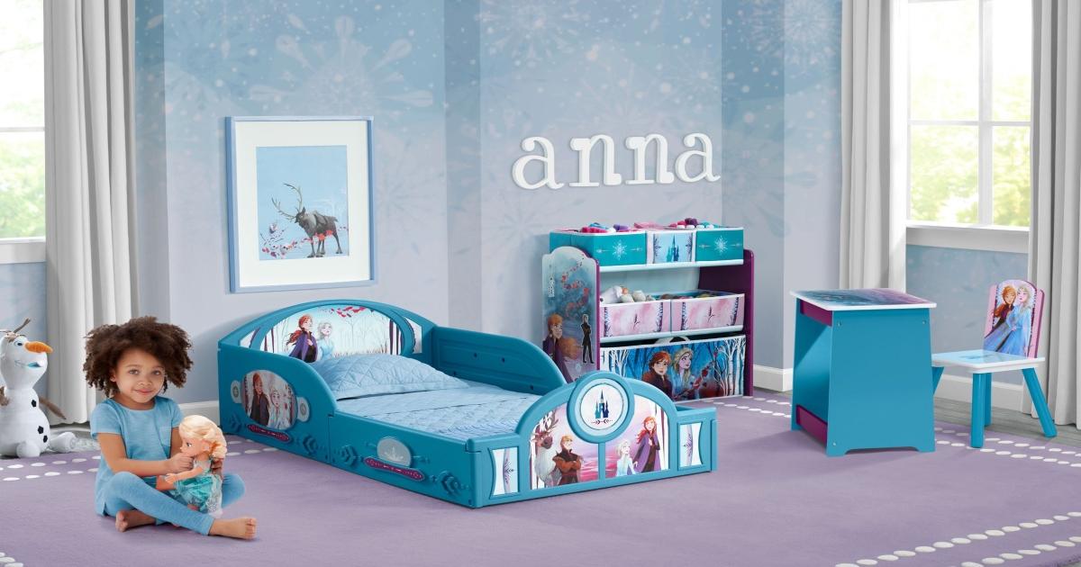 Delta Children 4-piece Kids Chamber Sets Lone $99 Shipped On Walmart.com (regularly $130) | Frozen, Paw Patrol & Much