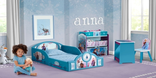 Delta Children 4-Piece Kids Bedroom Sets Only $99 Shipped on Walmart.com (Regularly $130) | Frozen, PAW Patrol & More