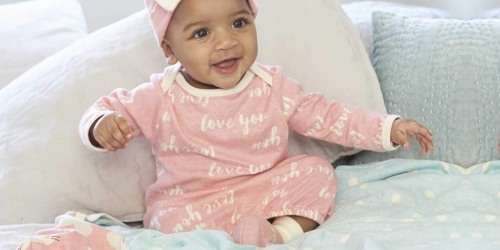 Up to 75% Off Gerber Baby Apparel & Accessories | Onesies Just $1.50 Each, Outfits Only $5