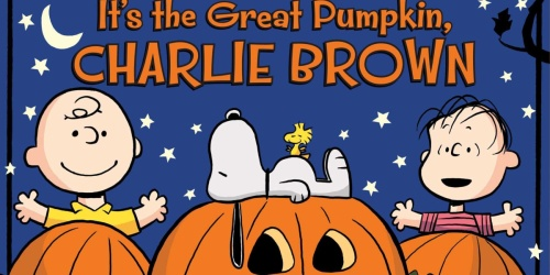 The Charlie Brown Halloween Classic Movie is Back & You Can Watch it for FREE