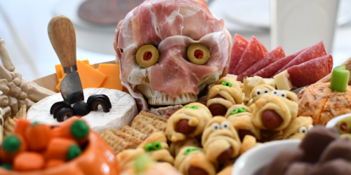 Make a Halloween Charcuterie Board for Spooky Snacking (It's Actually EASY to Make!)