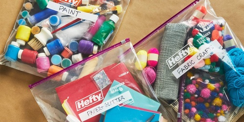 Hefty Jumbo Storage Slider Bags 12-Count Only $2.79 Shipped on Amazon