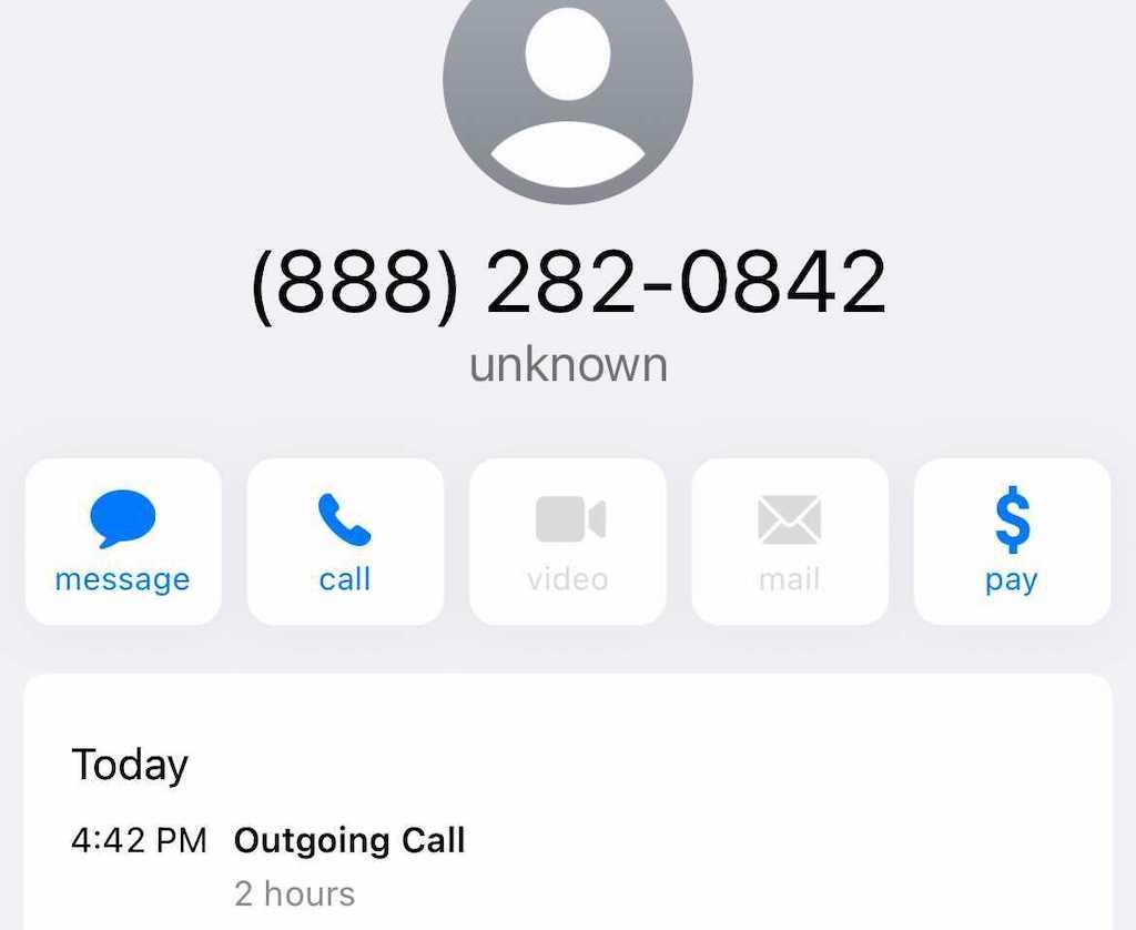 Joybird phone call