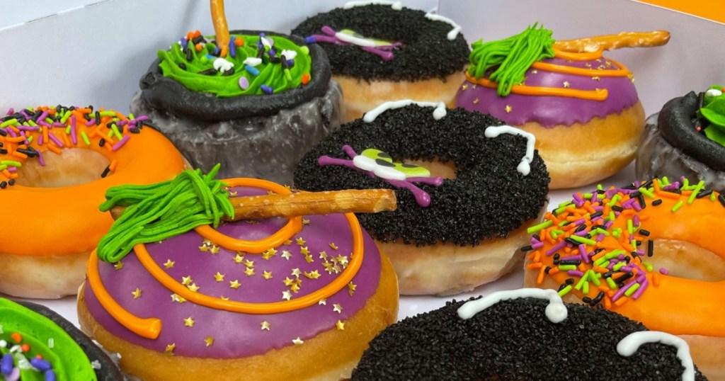 Champion Halloween Edifice Deals For 2021 (escaped Doughnuts, Escaped Cheesecake, & More!)