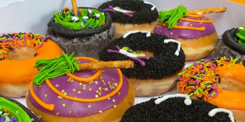Best Halloween Restaurant Deals for 2021 (Free Doughnuts, Free Cheesecake, & More!)