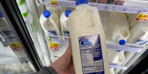 Save Money & Time w/ Kroger Grocery Pickup   Milk Half-Gallons Just 88¢ & More!