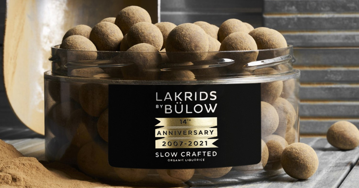 Lakrids by Bulow licorice