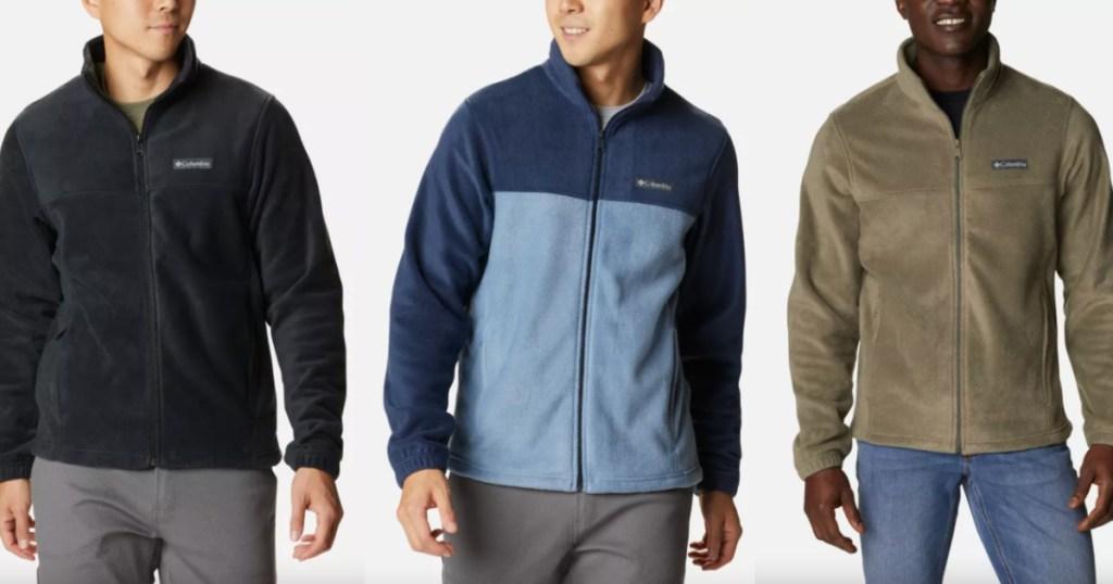 Columbia Men's Fleece Lone $23.99 Shipped (regularly $60)   Much Coat Deals